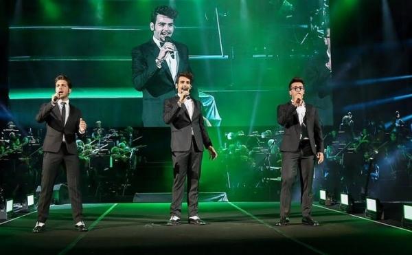 Турне по России: победитель Сан-Ремо 2015 оперное трио «Il Volo»