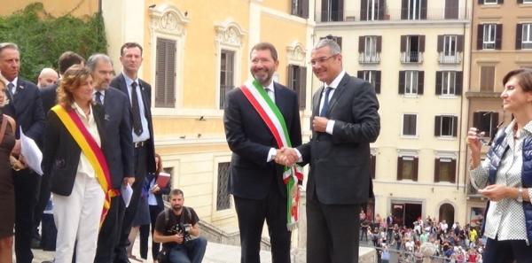 Большой ремонт в Риме: Реставрационные работы проводит местная итальянская компания, спонсируемая «Булгари»