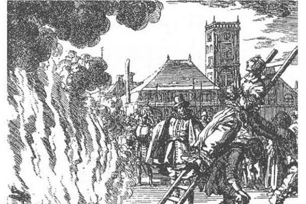 Трентино: дело о казни ведьмы 300 лет назад хотят пересмотреть заново