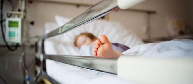 Беллуно. Ребёнок в тяжёлом состоянии после веганской диеты