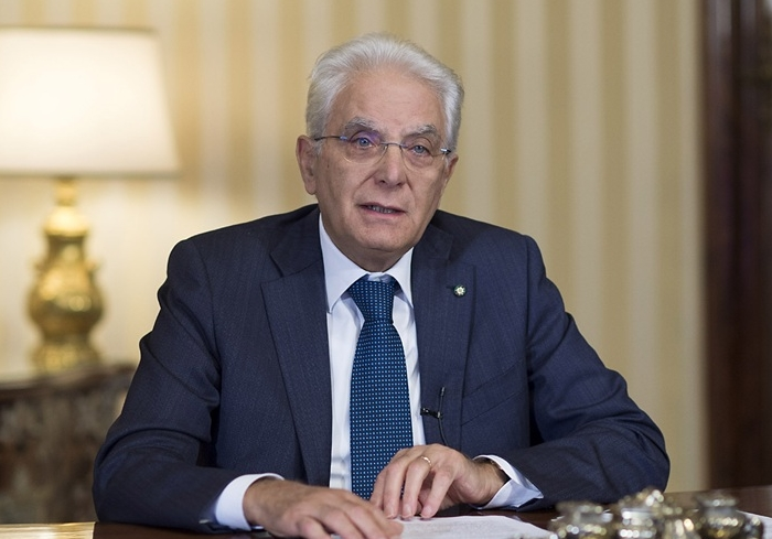 Президент Италии высказался против постройки стен, защищающих от мигрантов