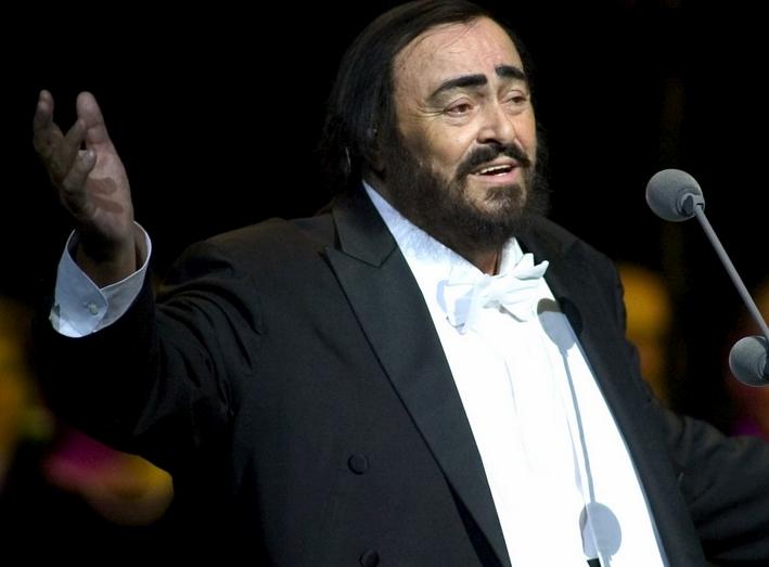 Юбилей: 80 лет со дня рождения Лучано Паваротти