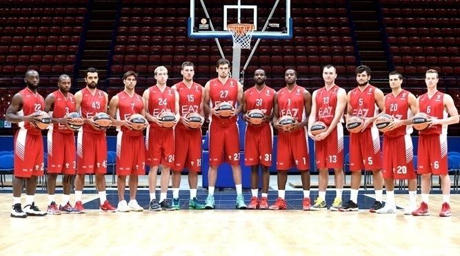 еврокубковый сезон для баскетбольных клубов - EA7 Еmporio Armani Milan