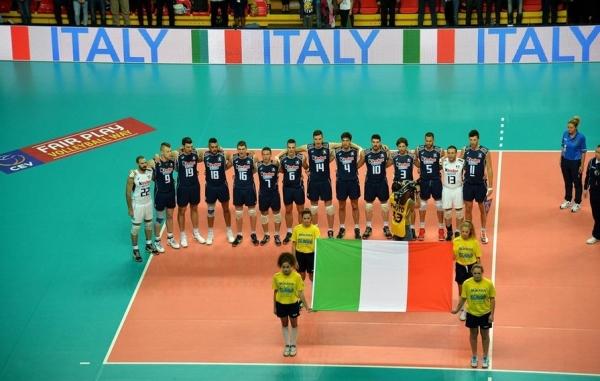 В четвертьфинале итальянцы добьются такой же уверенной победы над действующими олимпийскими чемпионами