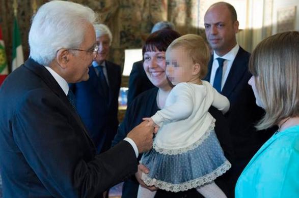 Итальянская телевизионная программа «Report» устроила аукцион по сбору средств для семьи Анатолия Короля
