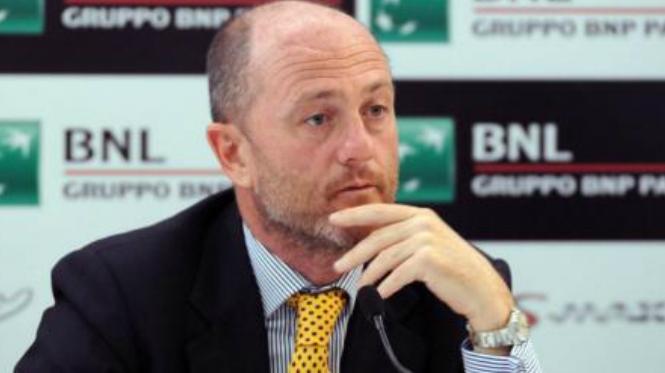 Чемпионат по теннису Италии возможно перенесут из Рима в Милан