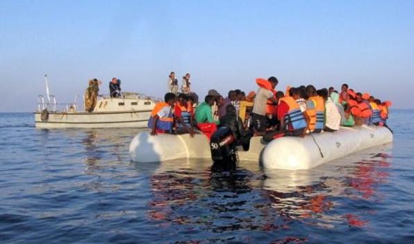 110 человек спасено возле берегов Италии