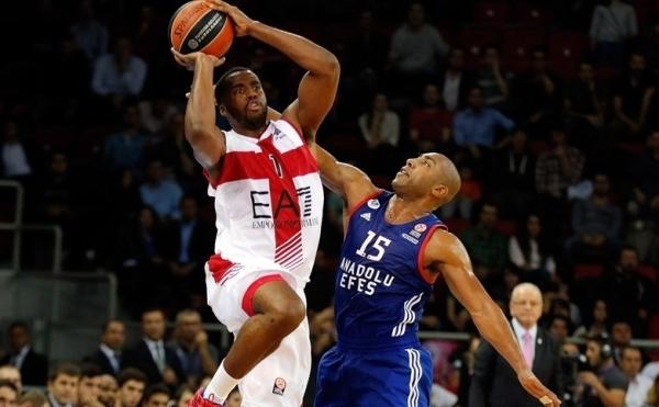 баскетбол - Анадолу Эфес – Эмпорио Армани