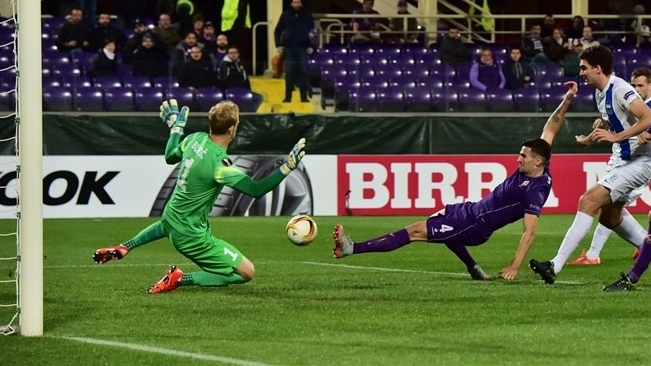Второй свой гол поляки забили на 82-й минуте