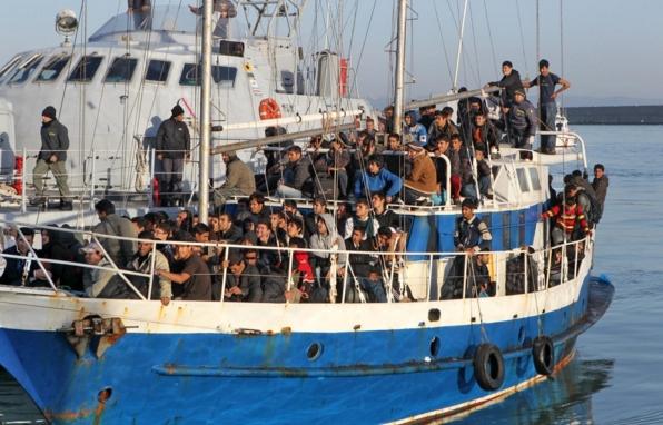 В Ливии снова спасены более 1000 беженцев