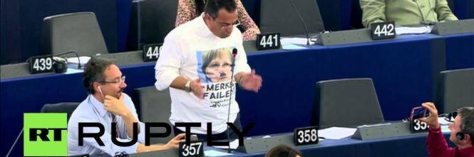 Депутата Европарламента наказали за аморальную акцию