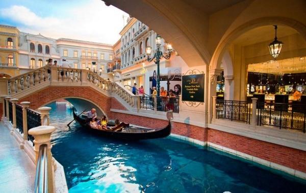 «Венеция» в китайском городке Далянь