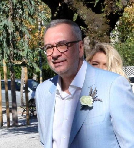Вера Брежнева вышла замуж за Константина Меладзе в Италии