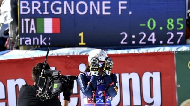 Первой чемпионкой сезона 2015/2016 стала 25-летняя итальянская горнолыжница Федерика Бриньоне