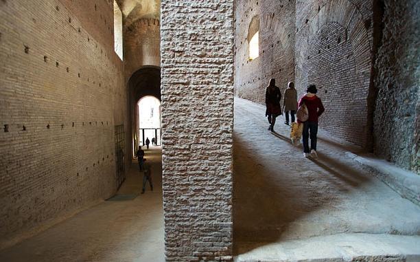 Загадки римского императора узнают туристы