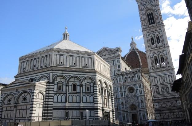 Возвращение Флорентийского Баптистерия