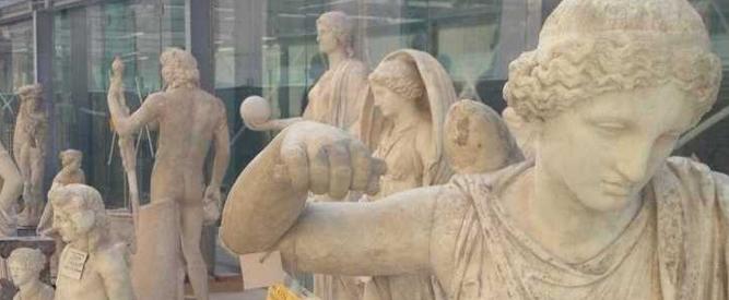 Археологический музей Неаполя впервые выставит из своего хранилища 100 драгоценных реликвий