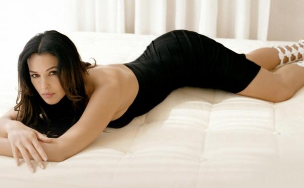 Советы от Моника Беллуччи: секс, юмор и правильное питание – лучшие лекарства для красоты