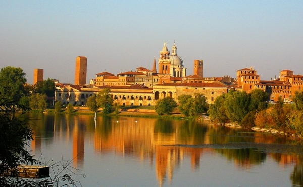 Мантуя - итальянская Культурная столица 2016