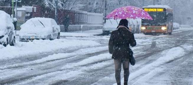 Зима 2015-2016 будет очень холодной и снежной на большей части Европы