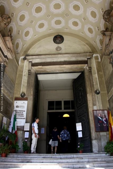 Экскурсия в неаполитанский Дворец Сан Джакомо — между историей и актуальностью