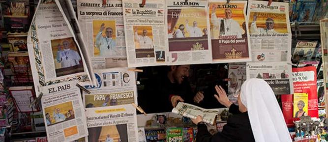 Папа Римский Франциск болен: рак мозга