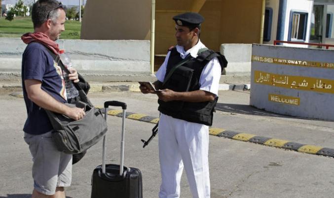 Италия опасается, поэтому ввела новые меры для безопасности для рейсов из Шарм-эль-Шейха