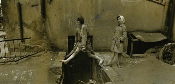 Мировая известность фотограф Борис Михайлов в Неаполе