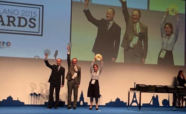 Бронза «ЭКСПО-2015» досталась павильону Чехии