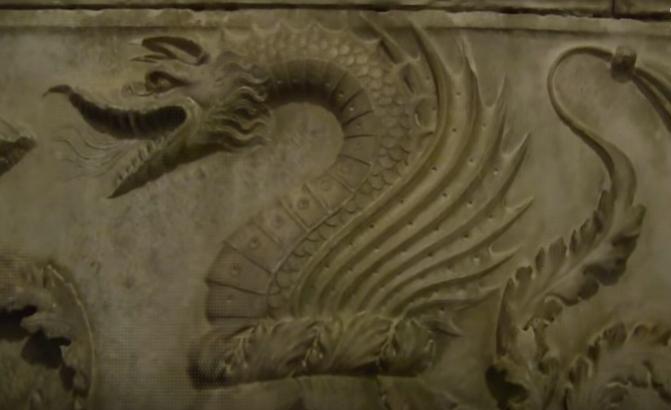 Тайна гробницы Дракулы в Неаполе)