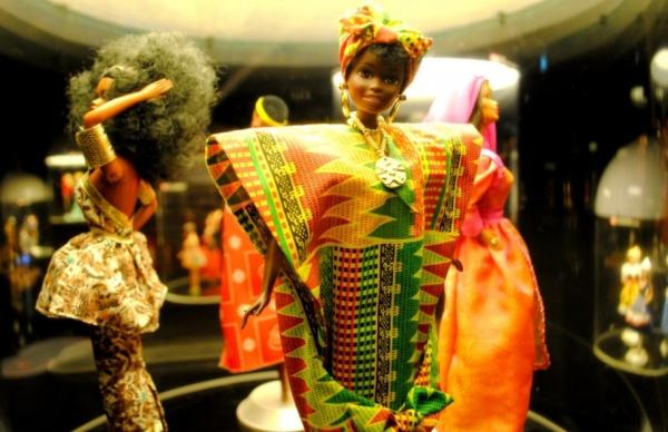 Милан: выставка, посвященная кукле Барби
