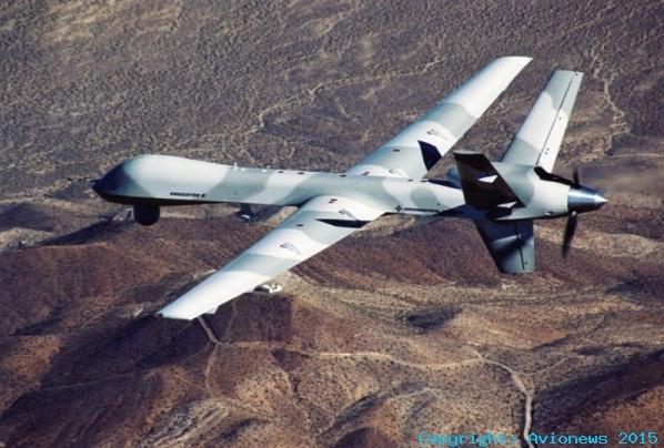 США намерены продать Италии оборудование для беспилотников на сумму около $ 130 млн