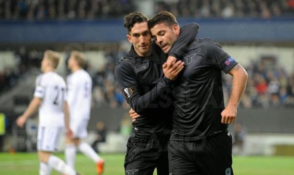 Лига Европы. «Лацио» дуплетом побеждает норвежского чемпиона