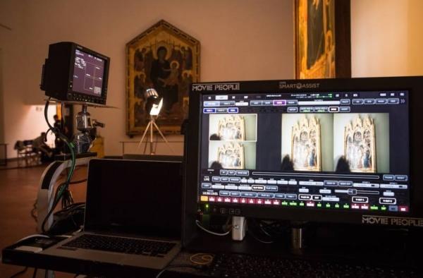 Фильм в формате 3Dо Флоренции и галерее Уффици покажут в кинотеатрах Италии