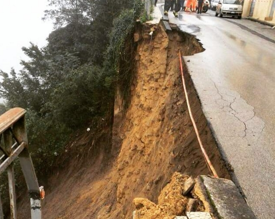 Очередное наводнение в Италии