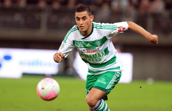Левый защитник Фаузи Гулям также будет играть в африканском отборе за родной Алжир