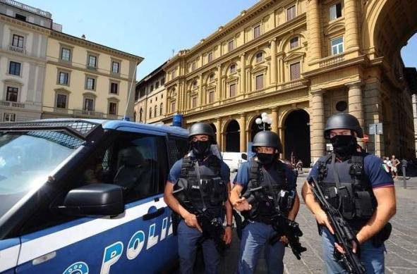 В Италии арестованы 17 человек, которые подозреваются в террористических операциях