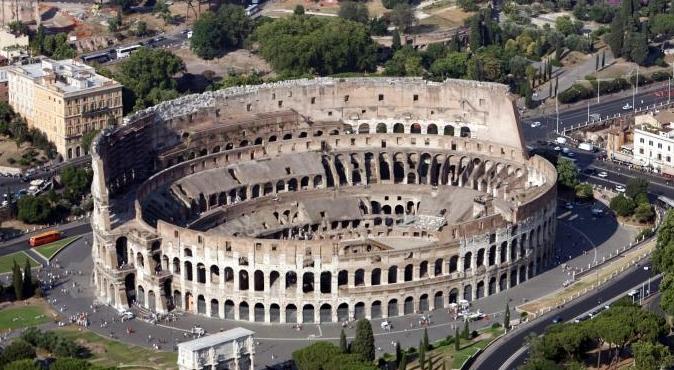 По посещаемости всех музеев Италии первое место взял Колизей