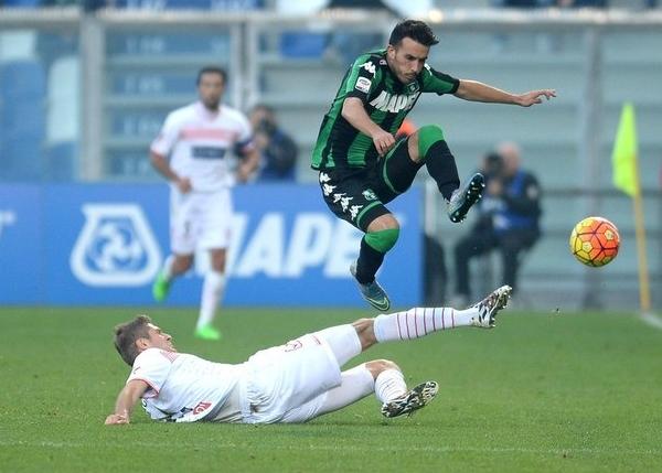 «Сассуоло» - единственный гол забил Никола Сансини, на 28-й минуте