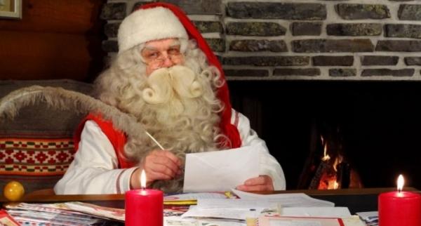 Неаполитанское Рождество в деревне Санта-Клауса
