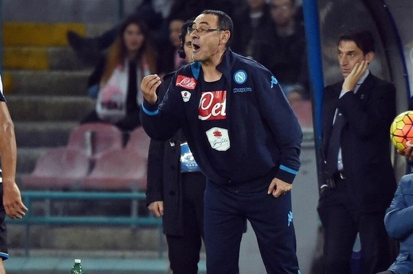 Маурицио Сарри, главный тренер «Наполи»
