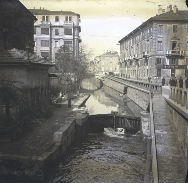 Милан — город воды, Фотовыставка