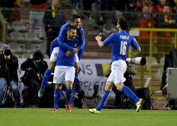 Антонио Кандрева, полузащитник «Лацио» и сборной Италии