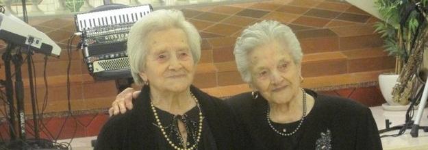 Сёстрам из Беневенто 202 года на двоих