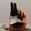 Рука-робот, которая разливает кофе и захватывает банкноты: made in Italy