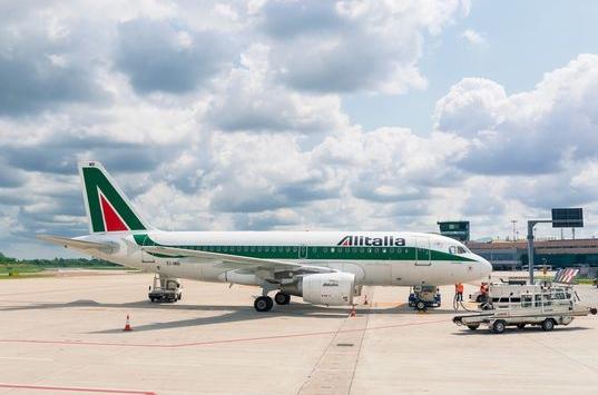 Сицилия. Фюзеляж лайнера Alitalia с надписью «Аллах Акбар» стал причиной эвакуации пассажиров