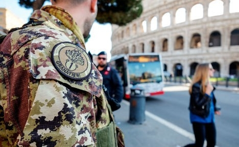 Страх перед терактами отпугивает туристов из Рима
