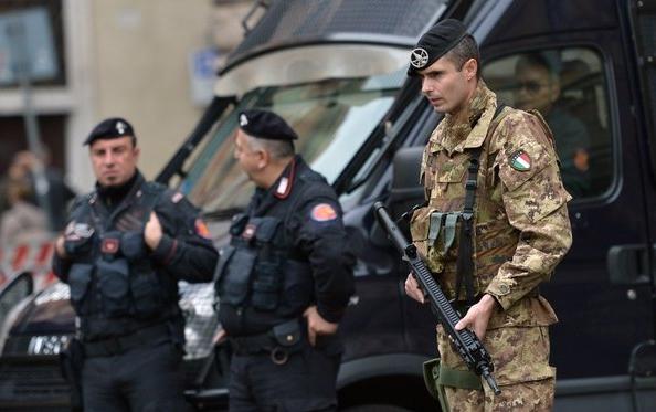 Итальянская полиция нашла руководство джихадистов