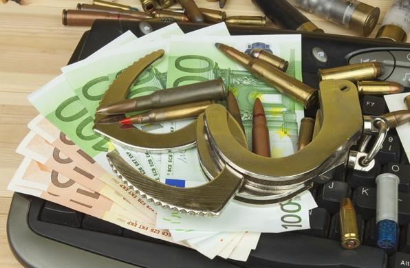В Италии разоблачили еще одну сеть торговцев оружием