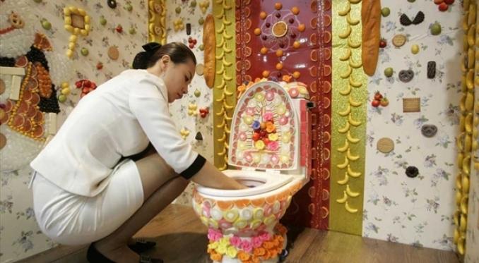 19 ноября - Международный день Туалета